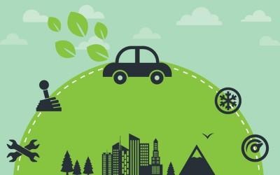 Como ter um carro sustentável em 6 dicas muito fáceis